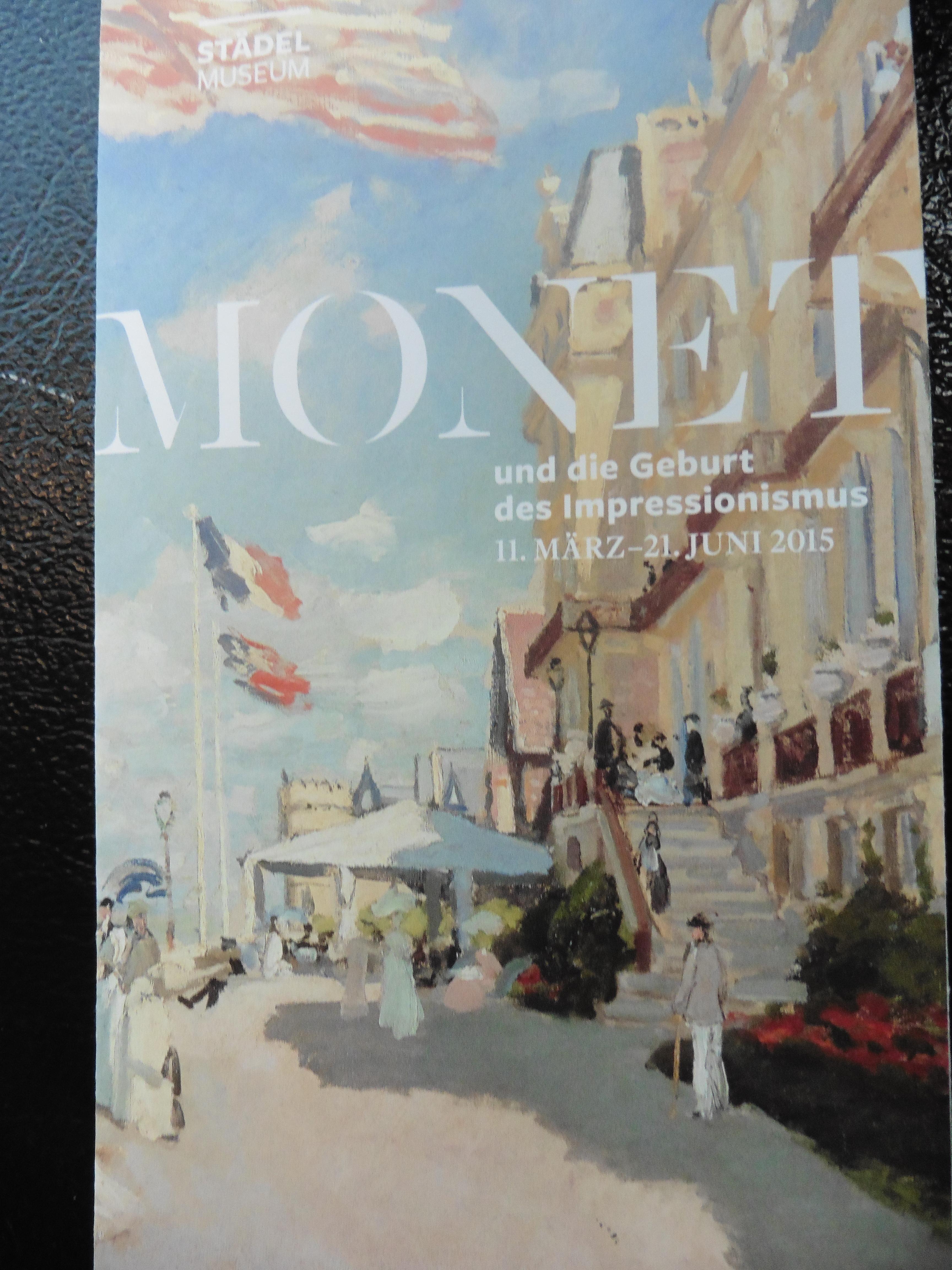 Monet Ausstellung Frankfurt Städel